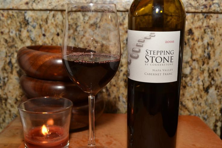 matthew horbund wine review Stepping Stone Cabernet Franc 2008