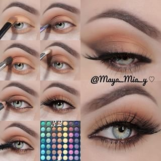 Maya Mia ♌️ Makeup Artist @maya_mia_y Pictorial -All Ma...Instagram photo | Websta (Webstagram)