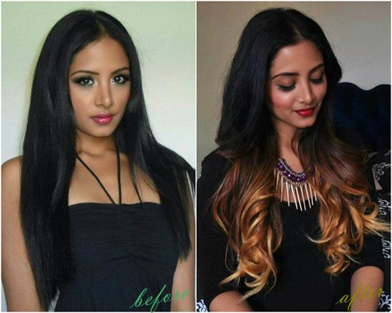 Best-selling Ombre Hair Extensions Collection at blog.vpfashion.com –