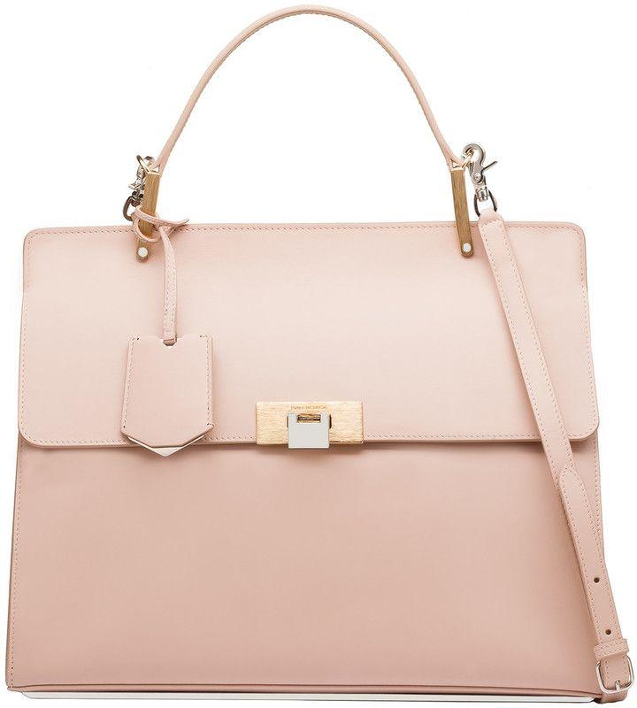Balenciaga Le Dix Cartable M in Old pink