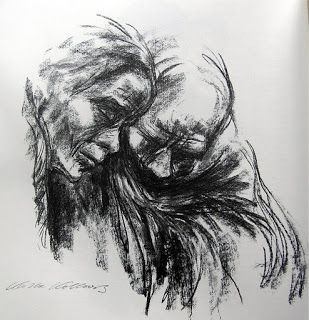 Alex Snepvangers' Stylism : Kathe Kollwitz Artworks