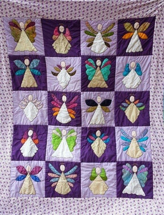 Angel Quilt Becca Rewritten Woobies Pinterest