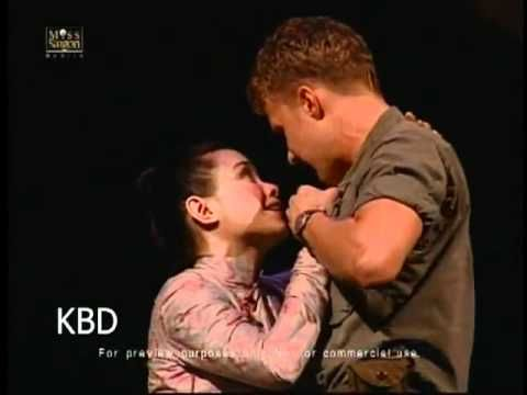 Last Night of the World {Miss Saigon ~ Manila, 2000} - Lea Salonga & Will Chase...I loved this broadway musical