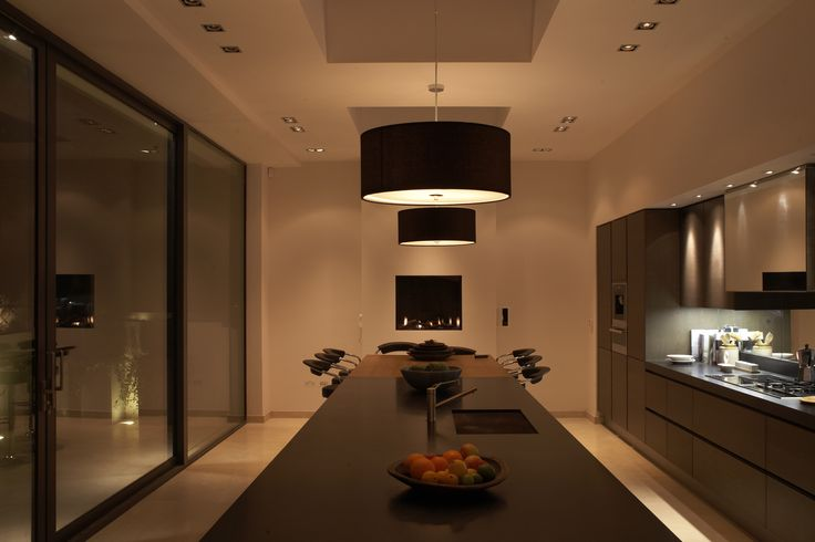 More than just a kitchen with sliding doors installed by #cantifix http://www.cantifix.co.uk