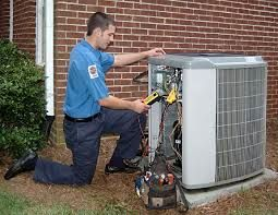 Dealing with an inferior air conditioning repair service can be frustrating, compounded by the fact that it's 35° in your home and your clothes have become a part of your body. In many cases, the company who installed your HVAC system will be the best option to call for repairs, but there are some exceptions.