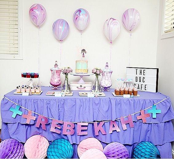 Rebekah's Doc Mcstuffins / Ice-cream Party: www.lifeslittlecelebrations.org