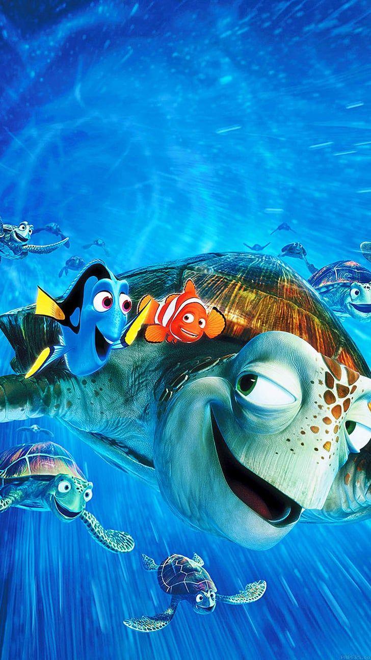 Finding Nemo Wallpaper Disney wallpaper, Wallpaper