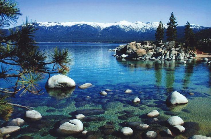 9 – Lago Tahoe, Estados Unidos