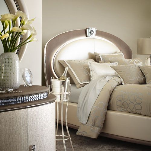 Timeless Designs By Furniture Designer Michael Amini. Royal  FurnitureFurniture DesignJane SeymourBedroom ...