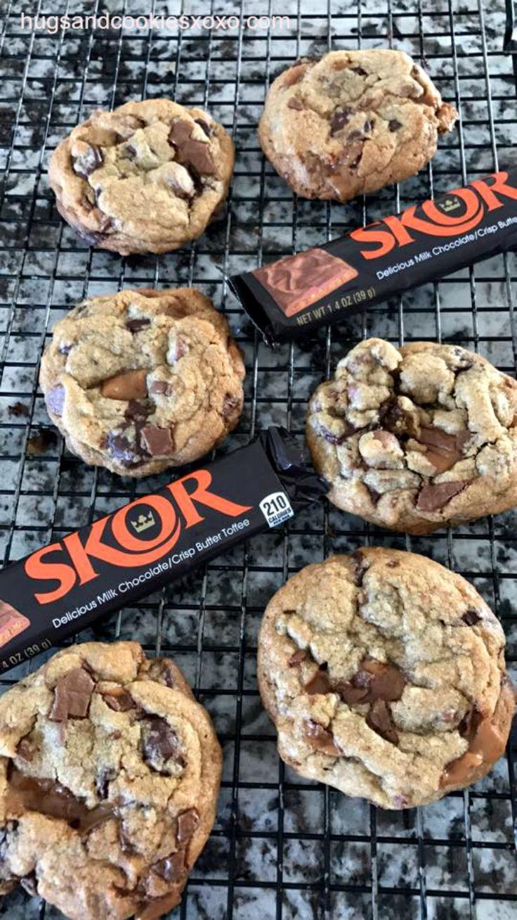 Skor Double Chocolate Chip Cookies