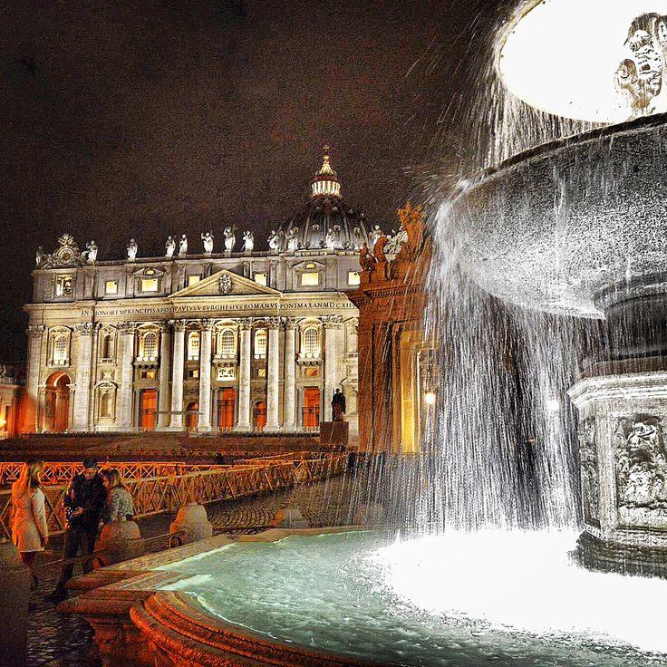 Roma - Piazza San Pietro by Stefano Incollà - Photo 130519197 - 500px