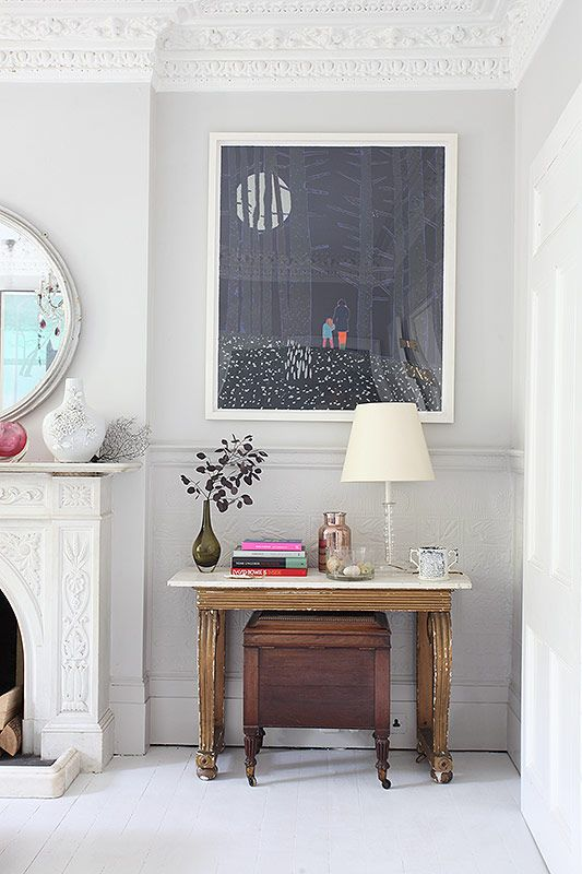 Large Victorian house in East Dulwich Knock through living room with period features and pretty balcony Large, ...