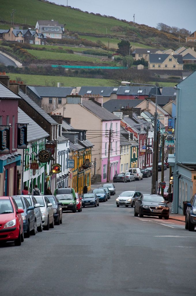 Dingle, Ireland. My favorite place in Ireland!