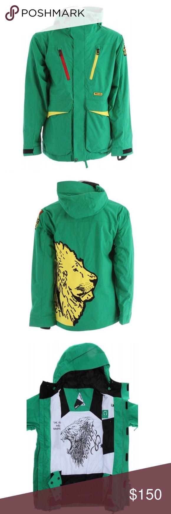 I just added this listing on Poshmark: EUC Armada Ski Jacket Sz M. #shopmycloset #poshmark #fashion #shopping #style #forsale #Armada #Other