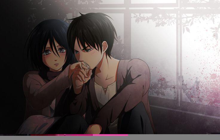 Mikasa Ackerman and Er...