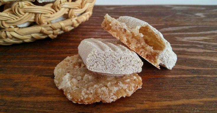 Ossa dei morti - biscotti tipici siciliani