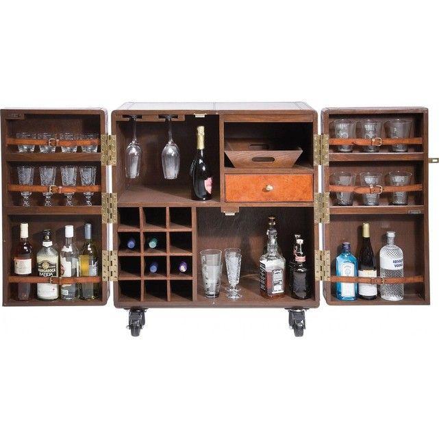 Bar Lodge Cuir Kare Design Kare Design La Redoute Meuble Bar Tabouret De Bar Design Maison Portative