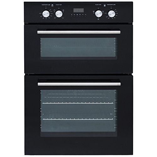 From 299.99 Sia Do102 Built In Electric Double Fan Oven With Programmable Digital Timer