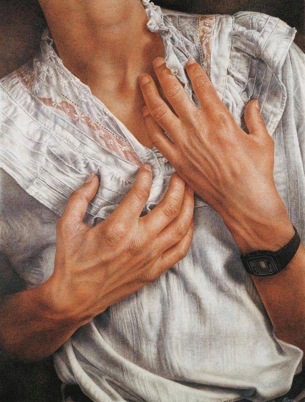 Manolo Fuster: El abrazo
