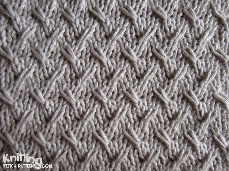 slipped-stitches | Knitting Stitch Patterns