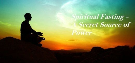 Jejum Espiritual - Uma Fonte Secreta de Poder