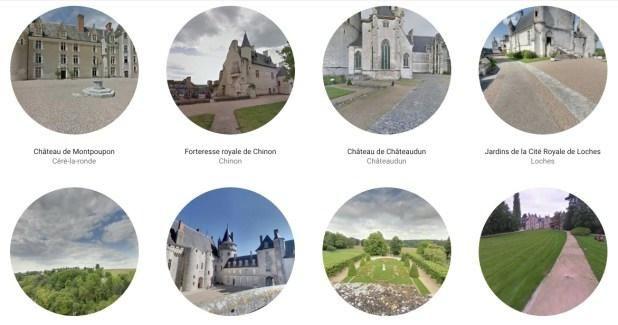 Les châteaux de la loire en visite virtuelle – Les Outils Tice   Pearltrees