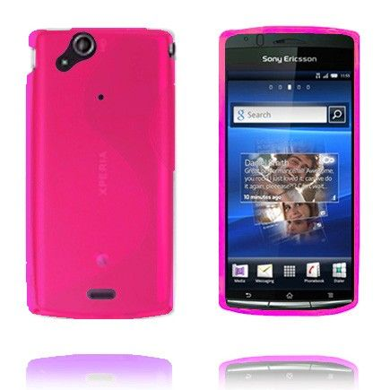 S-Line (Pink) Sony Ericsson Xperia Arc Cover