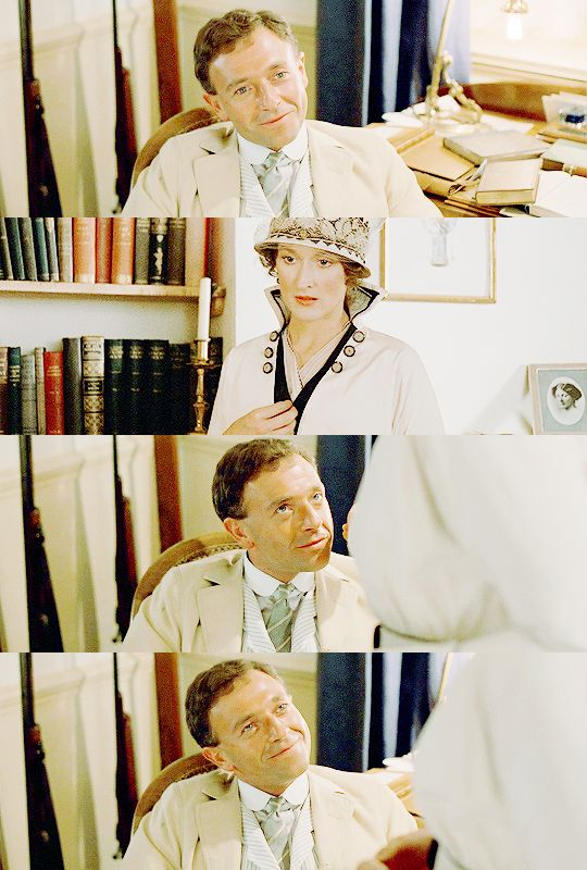 Michael Kitchen in Out of Africa - Part 5