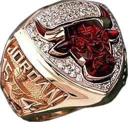 Nate Robinson Championship Ring