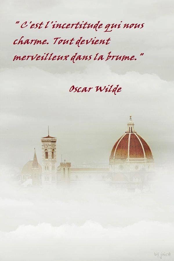 C'est L'incertitude Qui Nous Charme : c'est, l'incertitude, charme, Oscar, Wilde., C'est, L'incertitude..., Wilde,, Movie, Posters,, Poster