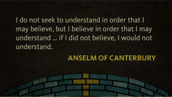 Anselm of Canterbury Quotes | Quotes by Anselm Of Canterbury @ Like Success