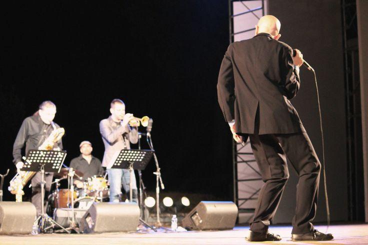 Peppe Servillo, Javier Girotto, Fabrizio Bosso e Mattia Barbieri Memorie di Adriano, 3 luglio 2013