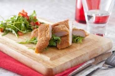 Découvrez cette recette en vidéo pour apprendre cette recette de Escalope Milanese