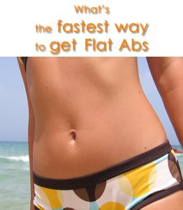 Fastest Way To Make Your Stomach Flat #abs #workout #fitness #lose_weight