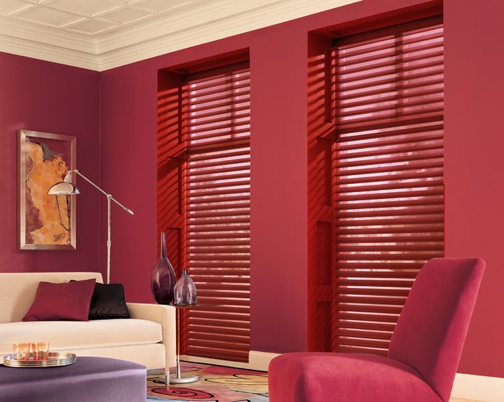 100 best Red Blinds images on Pinterest Red blinds Circles and