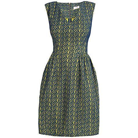 Buy Almari Lace Dress, Black Online at johnlewis.com