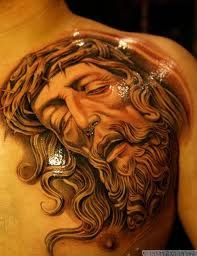 Jesus Tattoo, Beautiful detail