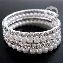 Bruidsarmbanden: Mooie armbanden voor de bruid
