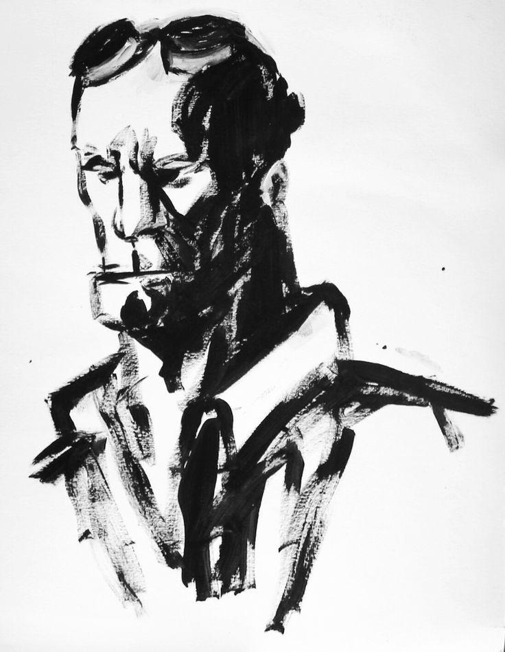 Hellboy tribute by Fabio Q.