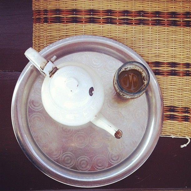 mint tea @ maison de la photographie, marrakech  stardelight's instagram