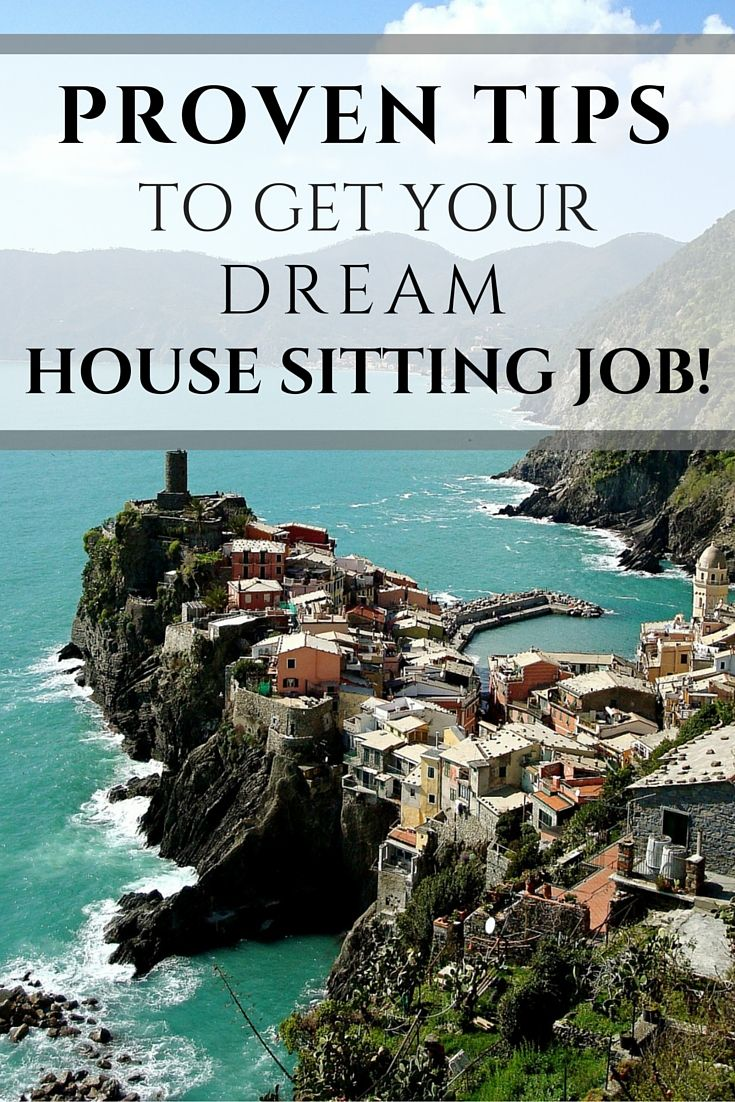 Finding a house sit that is perfect for you is easy but actually getting accepted for it can be a challenge. Check out our proven tips for getting your first house sitting job!
