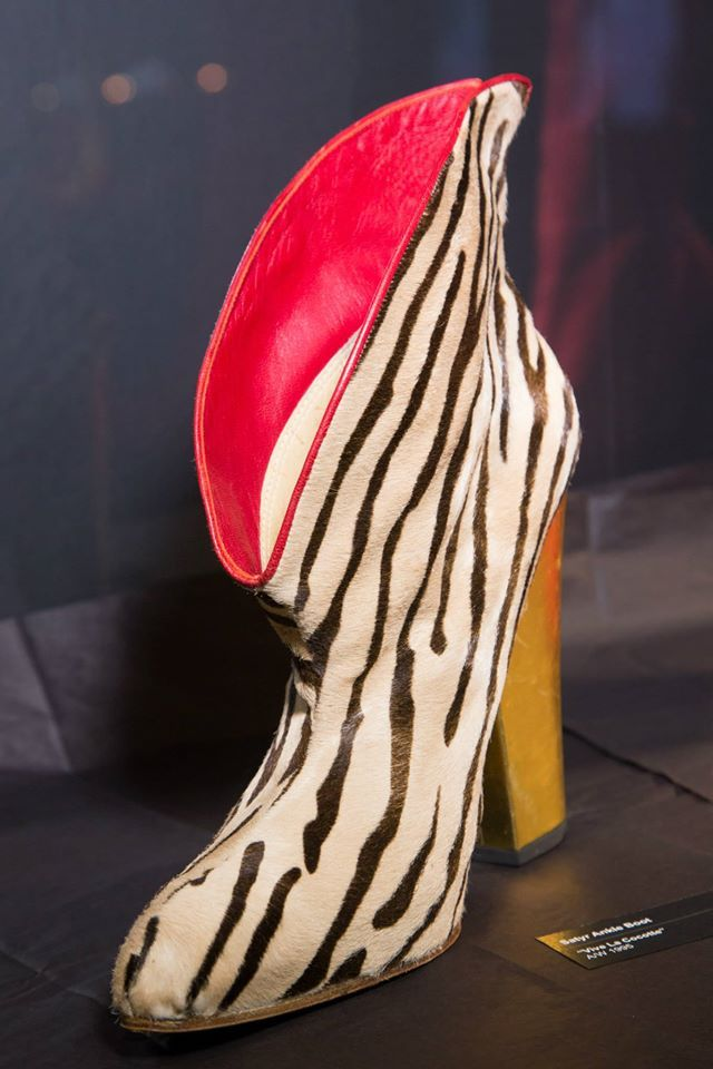 Vivienne Westwood Shoes An Exhibition 1973-2014, Thailand