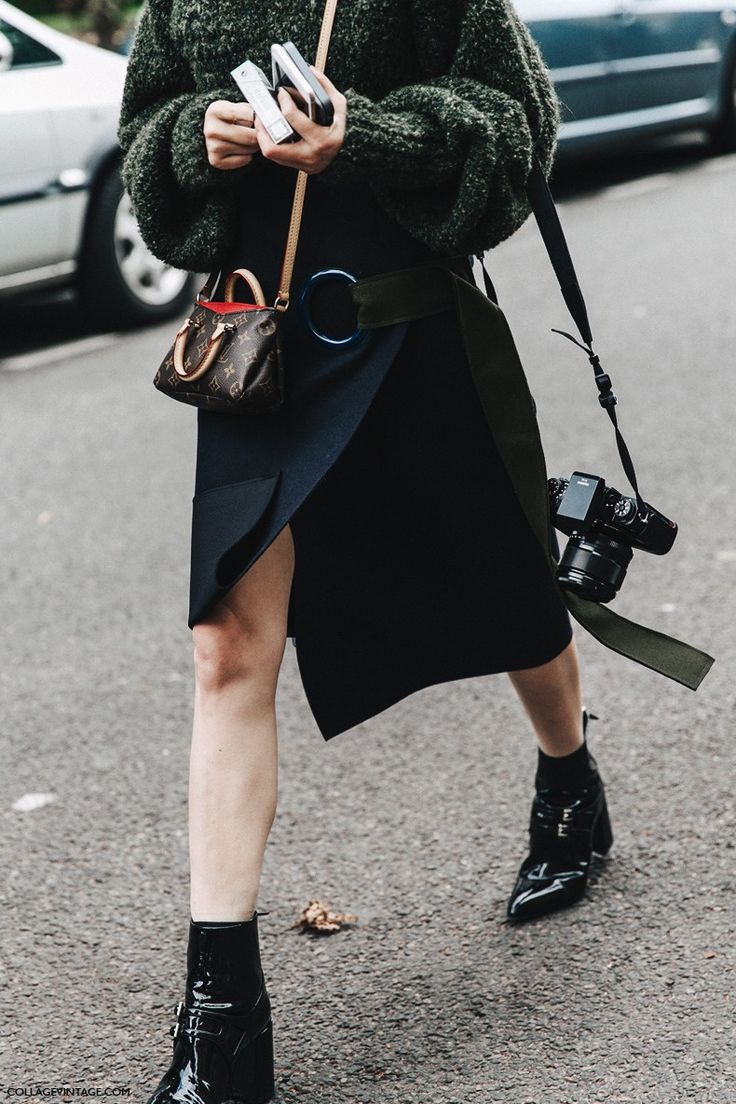 Paris Fashion Week / Street Style#paris #streetstyle #streetfashion