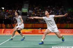 【リオ五輪】日本バドミントン史上初の快挙!女子ダブルス・タカマツ(高橋・松友)ペア金メダル!
