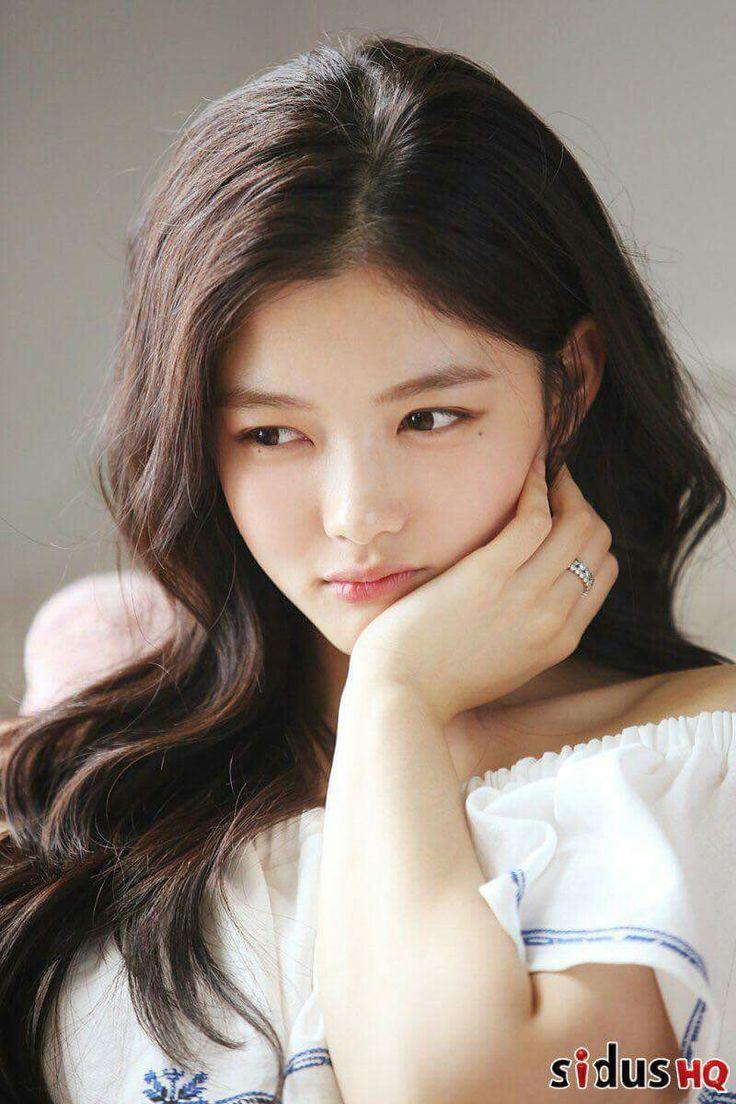 Korean Actress Kim Yoo Jung