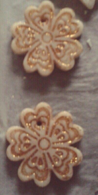 Pasta di mais fiori dorati