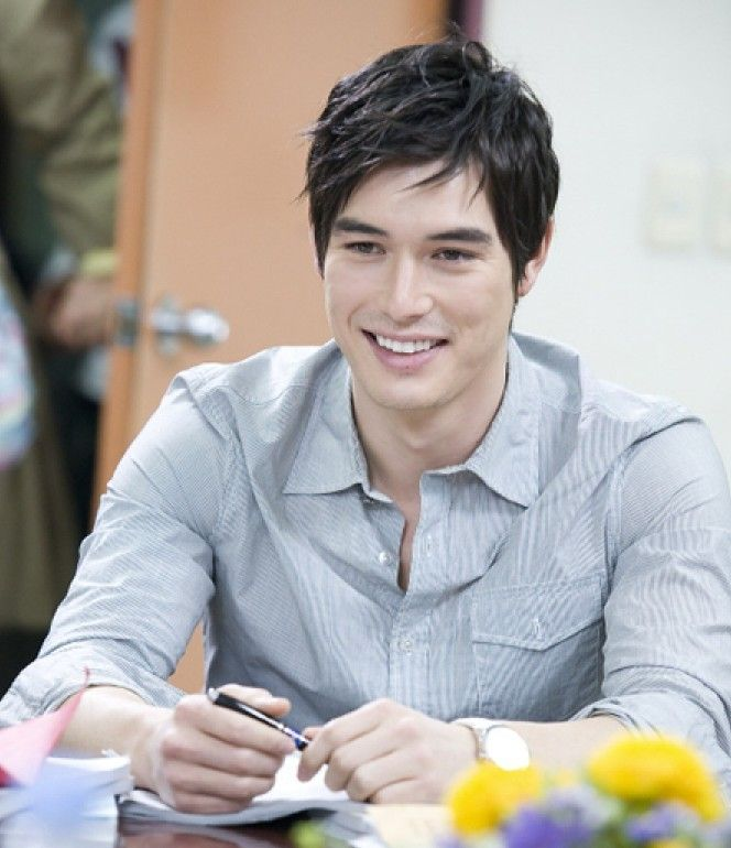 Ricky Kim would be the perfect Kai
