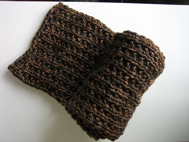 how to end a stitch in knitting