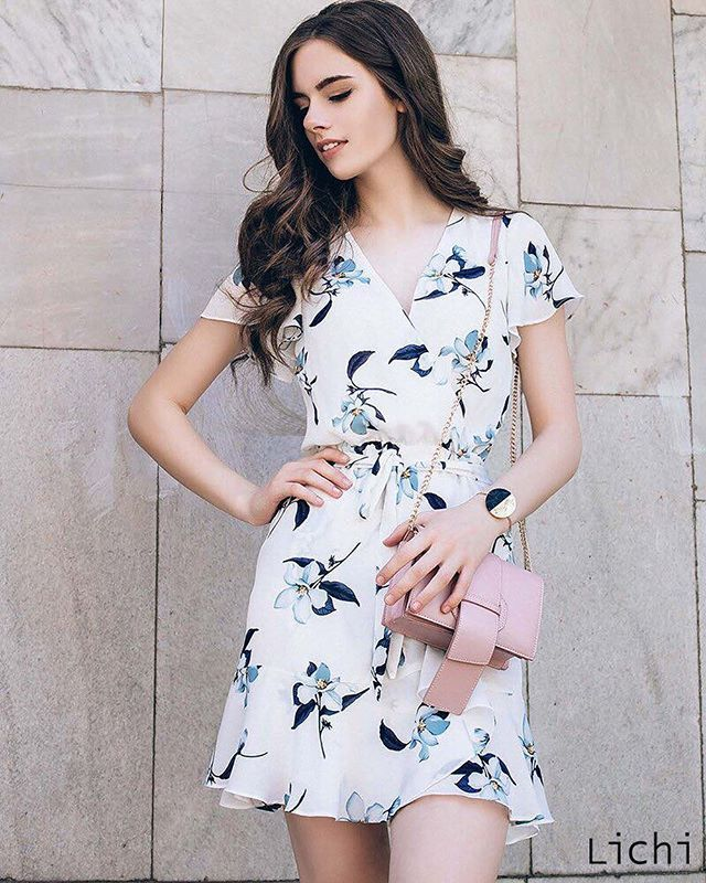 🌿New! Невероятно милое новое платье,   WEBSTA - Instagram Analytics