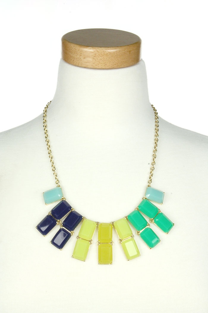 Citrus Necklace $28 on www.bytherapy.com